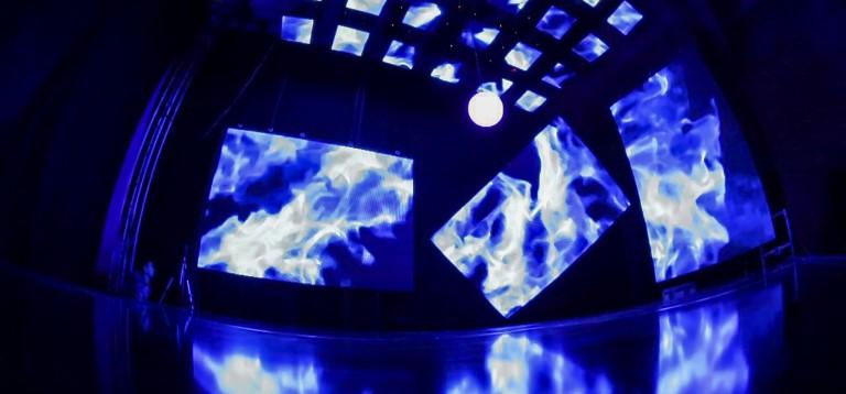 Robo led экран