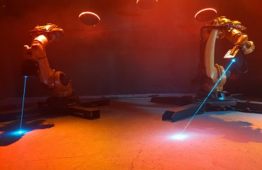 KUKA & laser