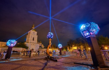 ОКТ Light installation
