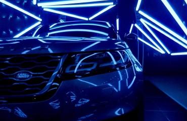 Presentation of Range Rover Velar